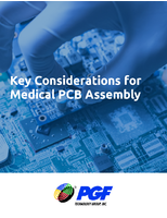 Key Considerations for Medical PCB Assembly