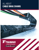 All About Cable Drag Chains