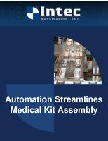 Automation Streamlines Medical Kit Assembly