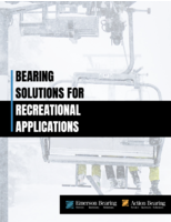Bearing Solutions For Recreational Applications