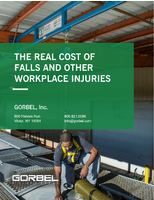 The Real Cost of Falls and Other Workplace Injuries