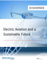 Electric Aviation and a Sustainable Future