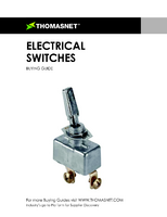 Electrical Switches Buying Guide