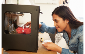 3D Printing Offers A Clear Vision For Time, Cost Savings