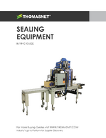 Sealing Equipment Buying Guide