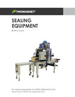 Sealing Equipment Buying Guide