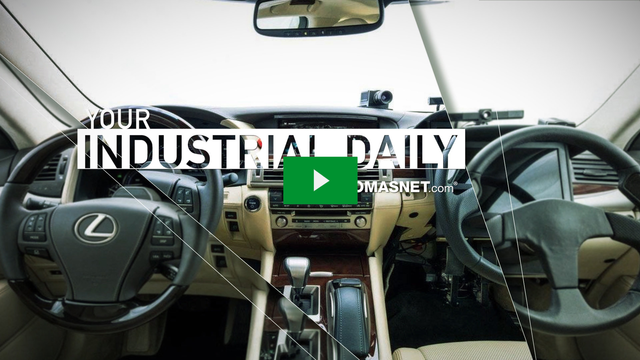 Why This Driverless Car Needs Two Steering Wheels