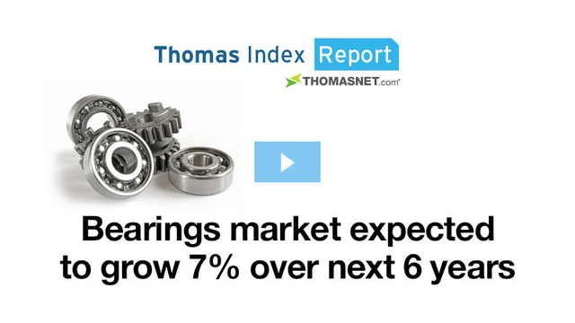 Automation Spend And Electric Vehicles Drive Bearings Market Growth