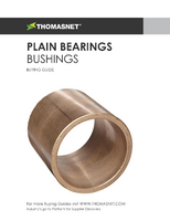Plain Bearings Buying Guide
