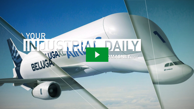 Airbus Builds Massive Cargo Aircraft