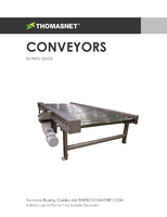 Conveyors Buying Guide