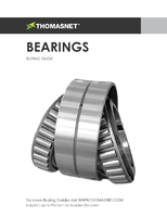 Bearings Buying Guide