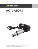 Actuators Buying Guide