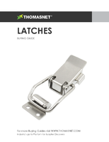 Quick Release Latches