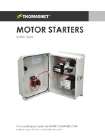 Motor Starters Buying Guide