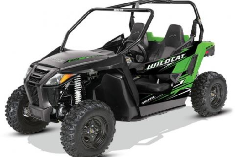 Arctic Cat's Wildcat Trail