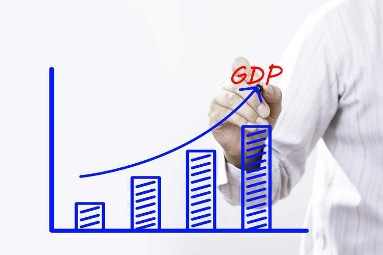 GDP Hits 3-Year Best