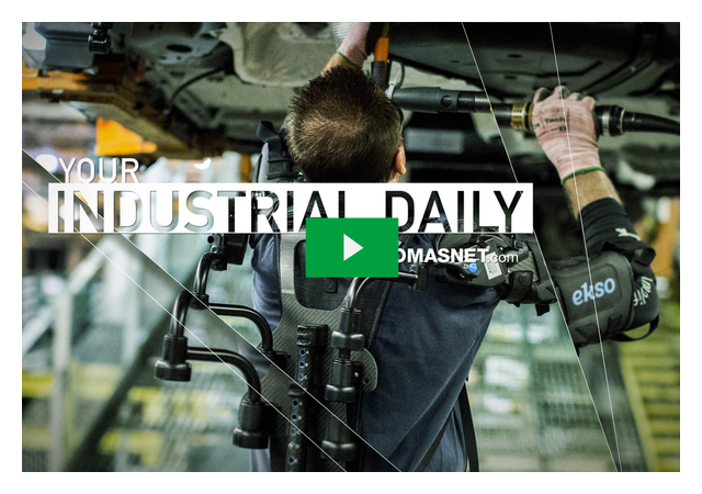 Exoskeletons Get Strapped to Ford Workers