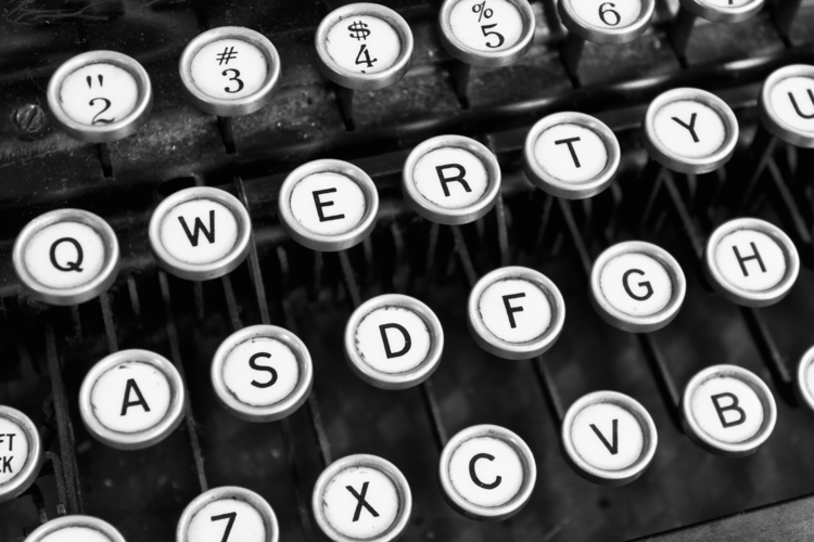 QWERTY: The Key to Modern Typing