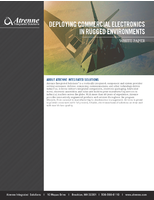 Deploying Commercial Electronics in Rugged Environments