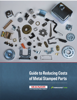 Guide to Reducing Costs of Metal Stamped Parts