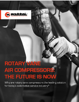 Rotary Vane Air Compressors: The Future Is Now