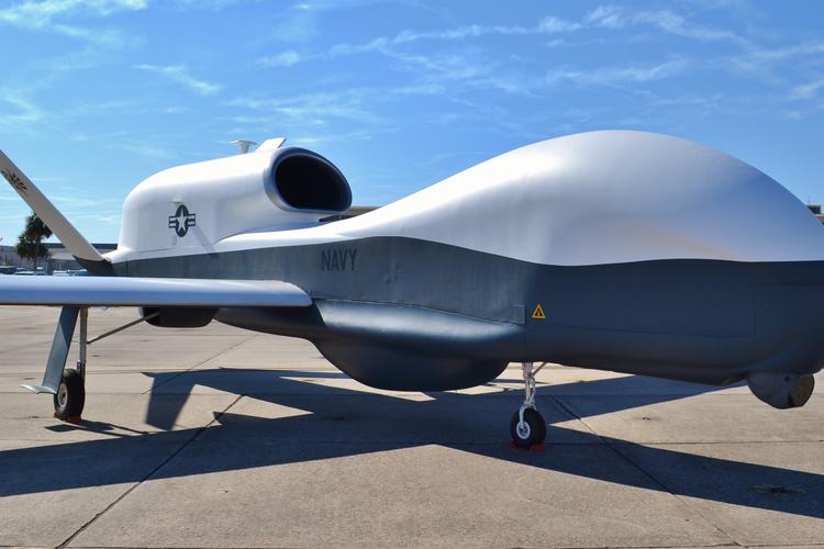 MQ-4C Triton Surveillance UAV