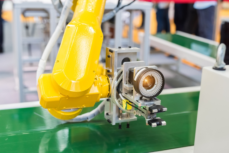Research Firm Tabs Top 5 Robot Vision Suppliers