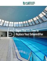 Indoor Swimming Pool Dehumidifiers