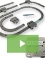 TPA Motion Introduces New Curved Linear Rail Guides: the CR40 Series