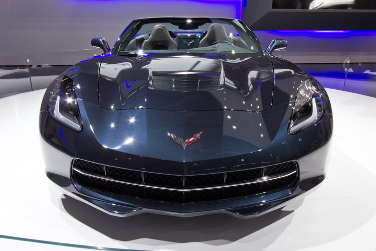 The Corvette - America's Supercar