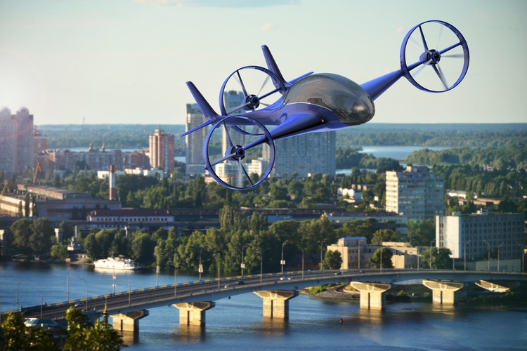 Engineering Course Covers Flying Cars
