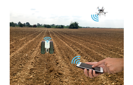 The First Step in Robotic Agriculture