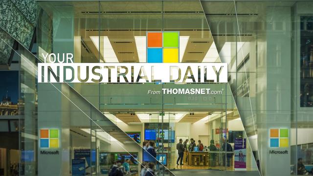 Microsoft to Close Manufacturing Facility