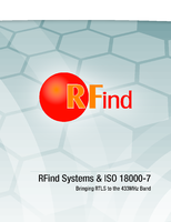 RFind Systems & ISO 18000-7