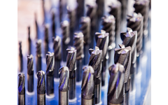 Carbide metal cutting tools for CNC machining and fabrication