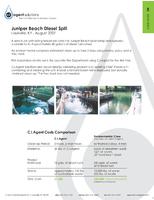Juniper Beach Diesel Spill