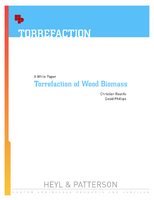 Torrefaction of Wood Biomass