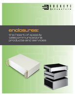 Enclosures: The Heart of Speedy Telecommunications Products and Services