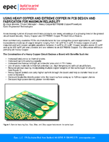 Military Specification Printed Circuit Boards (PCB)
