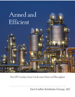 How LPG Loading Arms Can Increase Safety and Throughput
