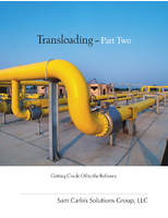 Transloading - Part Two: Getting Crude Oil to the Refinery