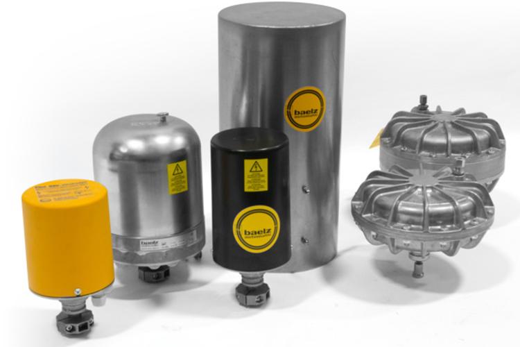 Various actuators with different form factors
