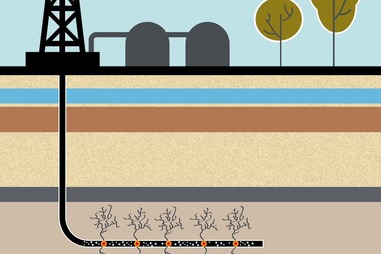 Fracking Continues in Louisiana's Haynesville Shale