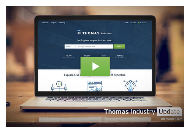 Introducing Thomasnet.com 4.0