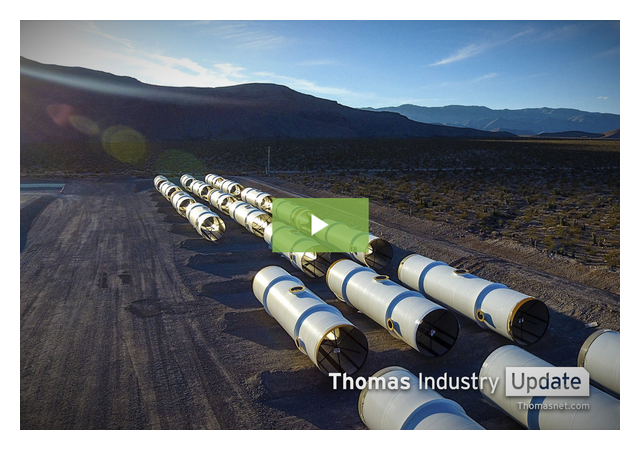 Hyperloop Would Cross Entire State in 30 Minutes