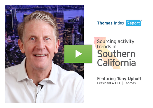 Top Sourcing Trends for Southern California