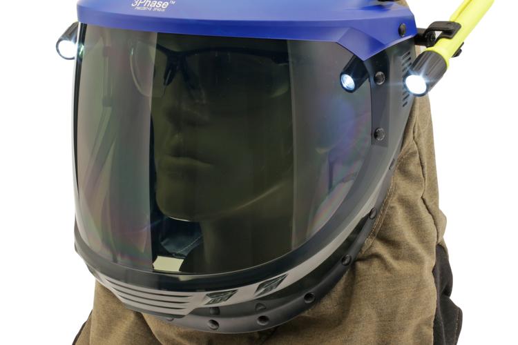 Arc Flash Face Shield