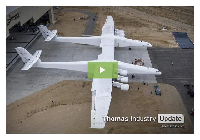 Massive Aircraft Hits the Runway