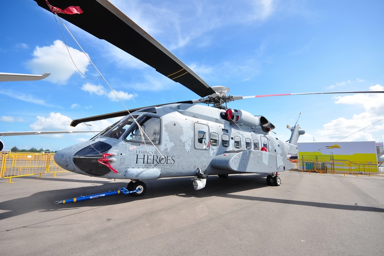 Sikorsky Reaches Production Milestone